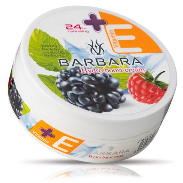 کرم کاسه ای ویتامین E باربارا